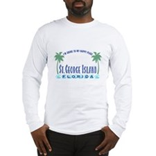 St. George Happy Place - Long Sleeve T-Shirt