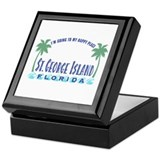 St. George Happy Place - Keepsake Box