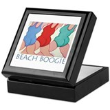 Beach Boogie Keepsake Box