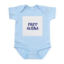 Free Alisha Infant Creeper