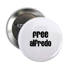 "Free Alfredo 2.25"" Button (10 pack)"