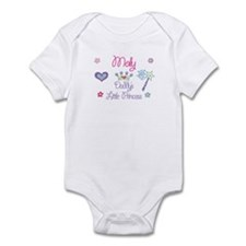 Molly - Daddy's Princess Infant Bodysuit
