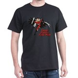 Cheap Plastic Fork Man T-Shirt