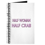 Half Woman Half Crab Journal