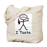 BusyBodies Wine Tasting Tote Bag