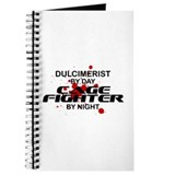 Dulcimerist Cage Fighter by Night Journal