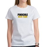 Pinochle Beer Team Tee
