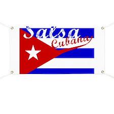 Salsa Cubana Banner