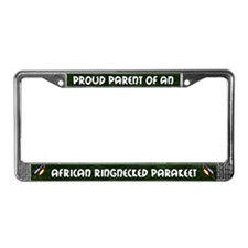 Proud Parent ARN License Plate Frame