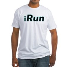iRun, aqua trim Shirt