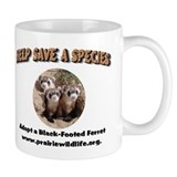 Black-Footed Ferret Mug