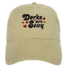 Dorks are Sexy Baseball Cap