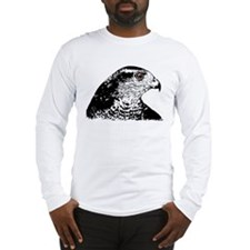 Goshawk B/W Long Sleeve T-Shirt