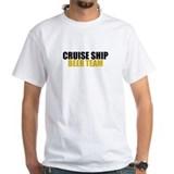 Cruise Ship Beer Team Shirt