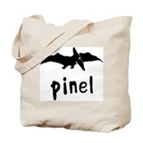 Pinel Logo Tote Bag