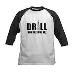 Drill Here Kids Baseball Jersey