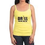 Drill Here Jr. Spaghetti Tank