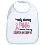 Proudly Wearing Pink 2 (Grandma) Bib