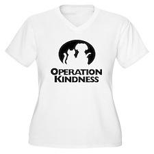 OK logo as Plus Size T-Shirt