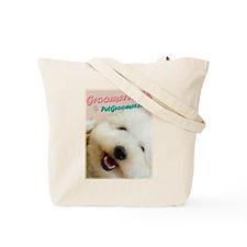 GroomerTALK Double Side Print Tote Bag