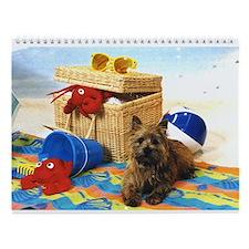 Nancy in Hippos Wall Calendar