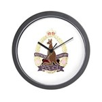 Northern Territory Police Wall Clock