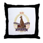 Northern Territory Police Throw Pillow