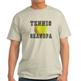 Tennis Grandpa T-Shirt