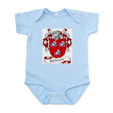 Galbraith Family Crest Infant Creeper