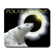 Polar Eclipse Mousepad