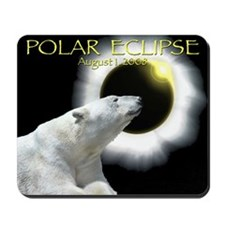Polar Eclipse (August 1, 2008) Mousepad