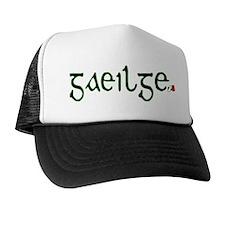 IRISH IN GAELIC HAT