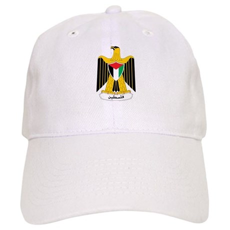 Palestine Coat Of Arms Cap