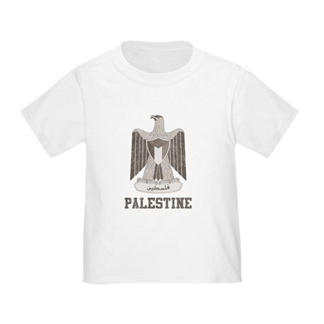 Vintage Palestine Toddler T-Shirt