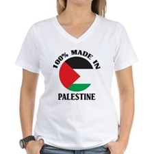 100% Made In Palestine Shirt