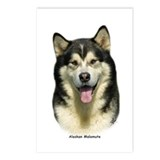 Alaskan Malamute 8T070D-03 Postcards (Package of 8