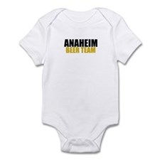 Anaheim Beer Team Infant Bodysuit