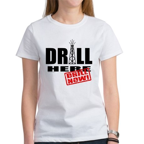 Drill Here and Now Women's T-Shirt
