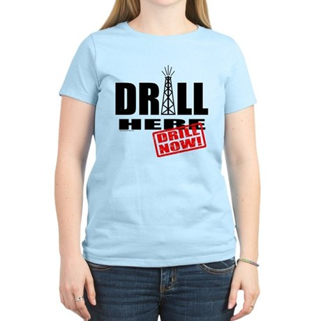 Drill Here and Now Women's Light T-Shirt