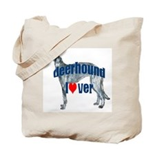 deerhound lover Tote Bag