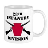 28th Infantry Division (1) Mug