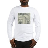 Unique Greek statue Long Sleeve T-Shirt