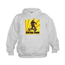 """Racing Team"" -Color Hoodie"
