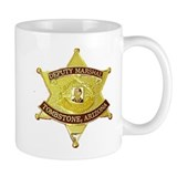 Tombstone Marshal Mug