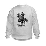 Old Bill Cavalry Mascot Sweatshirt