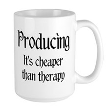 Producing therapy Mug