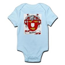 Geddes Family Crest Infant Creeper