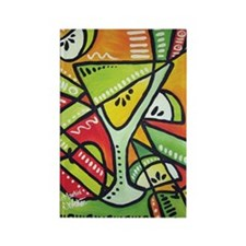 Appletini Rectangle Magnet