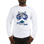 Gilmour Family Crest Long Sleeve T-Shirt