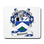 Gilmour Family Crest Mousepad